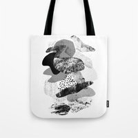 Rock Balancing Tote Bag