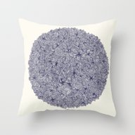 Held Together - A Patter… Throw Pillow