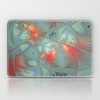 String Theory Fractal Ar… Laptop & iPad Skin