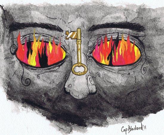 """The People's Key"" by Cap Blackard Art Print"