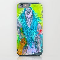 iPhone & iPod Case featuring She Will Destroy You by Time To Fight Studio