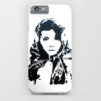 iPhone & iPod Case featuring Looking into you by Glance02_Marianna