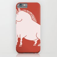 iPhone & iPod Case featuring Pony  by Les Gordon
