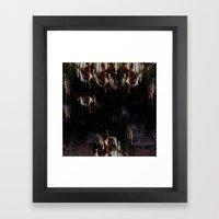 The Darkest Hours Framed Art Print
