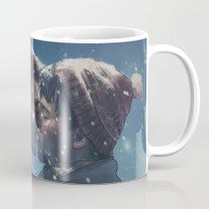 Winter Destiel Mug