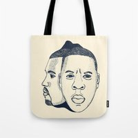The Throne Tote Bag