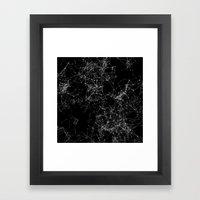 Artificial Constellation 200.03.4252 Framed Art Print