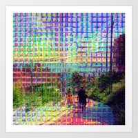 Equations involving a consequence of sequences. 03 Art Print