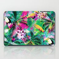 Exotic Vegetation iPad Case