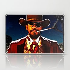 The D is Silent Laptop & iPad Skin