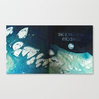from The Long View Into Space Canvas Print