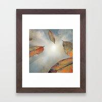 As You Fall Framed Art Print
