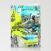 Following Stationery Cards