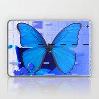 No Way No How < The NO Series (Blue) Laptop & iPad Skin