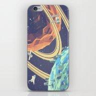 Space! iPhone & iPod Skin
