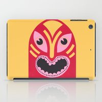The Jolly Lucha iPad Case