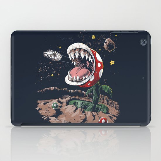 The Plumber Strikes Back iPad Case