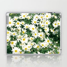 Flowers in the sun Laptop & iPad Skin