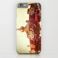 iPhone & iPod Case featuring Carousel by Innershadow Photography