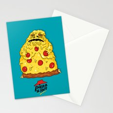 Pizza The Hutt Stationery Cards