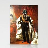 King Vader Stationery Cards