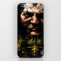 Broken Nose iPhone & iPod Skin