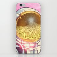 Unexpected Visitors iPhone & iPod Skin