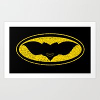 Gotham Gremlin Art Print