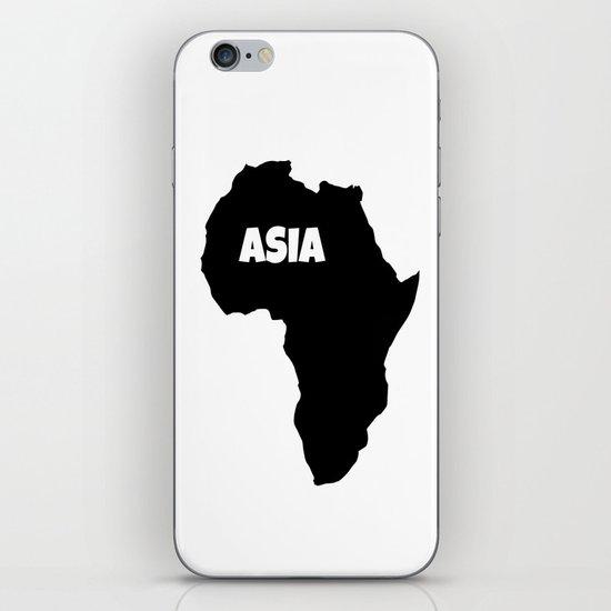 ASIA iPhone & iPod Skin