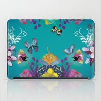 Blue Hawaii iPad Case