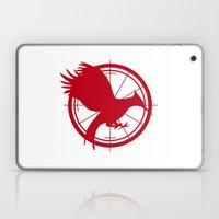 Catching Fire MockingJay - Red Laptop & iPad Skin
