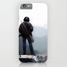 Zombies in the Distance iPhone 6 Slim Case