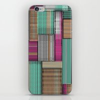 City Lines iPhone & iPod Skin