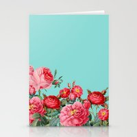 Fab Floral Stationery Cards