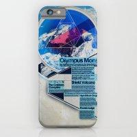 Olympus Mons - Explorati… iPhone 6 Slim Case