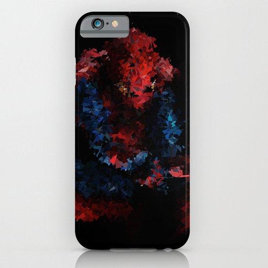 Super hero iPhone & iPod Case
