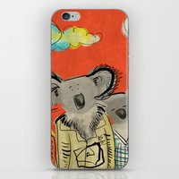 Koalas iPhone & iPod Skin