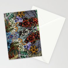 Psychedelic Botanical 15 Stationery Cards