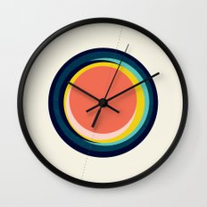Future Globes 003 — Matthew Korbel-Bowers Wall Clock