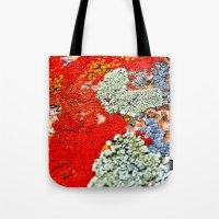 Likin' This Lichen Tote Bag