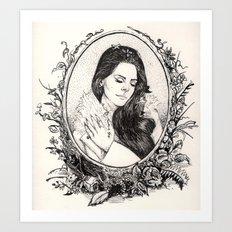 LDR XI Art Print