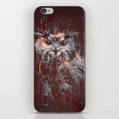DARK OWL iPhone & iPod Skin