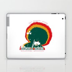 Angela Davis Laptop & iPad Skin