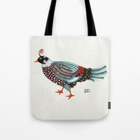 Pheasant Noble 2 Tote Bag