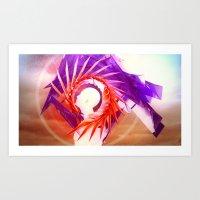 [Evo] Art Print