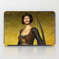 Sagittarius Zodiac Fanta… iPad Case