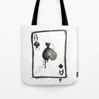 Be an Ace Tote Bag