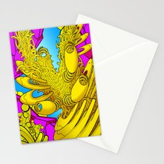 AUTOMATIC WORM 2 Stationery Cards