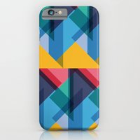 iPhone & iPod Case featuring Crazy Abstract Stuff 2 by Pencil Me In ™