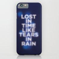 Lost In Time Like Tears … iPhone 6 Slim Case